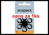 ZA13 Varta Eco Pack 1.4V