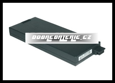 Gericom Webgine XL Performance 6600mAh Li-Ion 11.1V