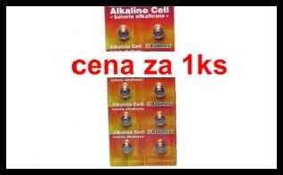 392a   1.5V (cena za 1 ks) blistr 10 ks