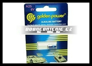 A25 Golden Power 6.0V
