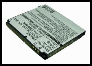 HD2 4.8Wh 1300mAh Li-Ion 3.7V