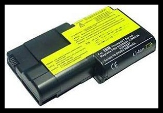 IBM Thinkpad T20 4400 mAh 47,5 Wh Li-Ion 10,8 V