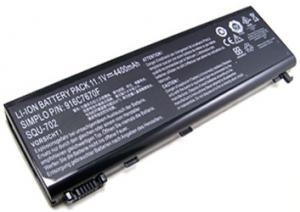 Packard Bell EasyNote Minos GP2 4400 mAh 48,8 Wh 11,1 V