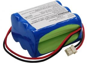 Alaris Carefusion 2000mAh 14,4Wh NiMH 7,2 V
